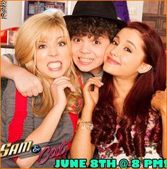 "JENNETTE MCCURDY  SAM AND CAT  | Sam & Cat"" Official Instagram Page Revealed 