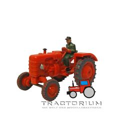 Siku V48 Fahr Traktor 1/55