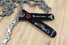 Wolf Tooth Master Link Combo Pliers: Kettenverschlussgliedzange für unterwegs