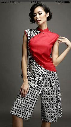 Batik made in china fashion