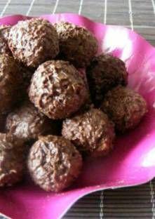 Rochers pralinés façon Ferrero rochers