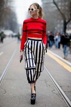 MFW Fall 2017: Our Fave Street Style