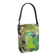 JulieApple Carry Me tote bag in Jigsaw $128