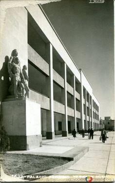Fotos de Torreón, Coahuila, México: Palacio de Hacia 1945