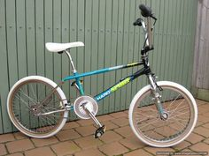 haro team sport freestyle bike   bikes h haro 1987 haro team sport used to have one just like this but was stolen when I was 16 :(
