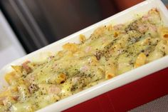 Macarrão ao Forno Pasta, Macaroni And Cheese, Brunch, Meat, Chicken, Ethnic Recipes, Food, Delicious Recipes, Yummy Recipes
