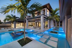 Exclusive Private Residence in Florida by Harwick Homes (1)