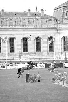 Harrie Smolders ~ LGCT ~ Chantilly, France ~ Noelle Floyd