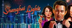 RTG Slot 'Shangai Lights' Now Available At Bingo Knights!! New Players Collect $75 Free Sign Up Bonus