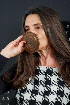 Angela Molina Photos Photos - Spanish actress Angela Molina receives the Goya…