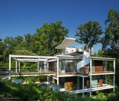 Chiles Residence, Tonic Design in Raleigh