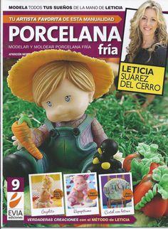Cold Porcelain Magazine 9 2012 by Leticia Suarez del by AmGiftShoP, $12.99