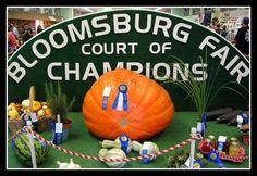 The Bloomsburg Fair - Bloomsburg, PA