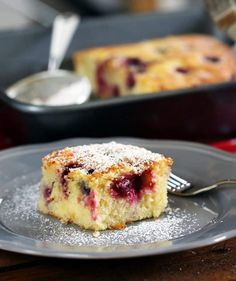 French Toast, Deserts, Muffin, Food And Drink, Sweets, Foods, Breakfast, Recipes, Cherries