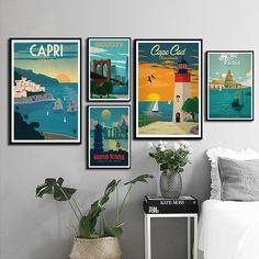 Amsterdam, Canvas Wall Art, Wall Art Prints, Images Murales, Street Art, Nordic Art, Cities, Home Decor Paintings, Landscape Walls