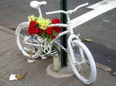 Secret history of the ghost bike