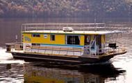 houseboat images Steel Houseboat 36 for Sale House Boats Boat