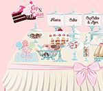 Website for Cup N Cake Dubai