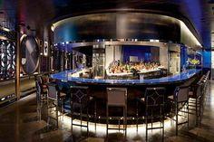 Get a peek inside the glitzy new Cantonese restaurant -Hakkasan- at One Kearny.