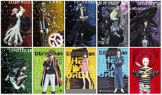 Vicwin-One D.Gray-man Allen Walker Yu Kanda Poster Wallpaper Cosplay(10 PCS) >>> Find out more about the great product at the image link.