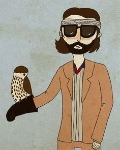 Royal Tenenbaums Love!