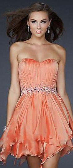 Elegant Natural Short Sweetheart Lavender Chiffon Evening Dresses In Stock lkxdresses48524djy #mini #homecomingdresses