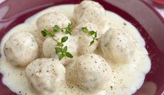Рецепта за Кюфтета в бял сос