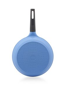NEOFLAM NATURE+ 30CM FRY PAN SKY BLUE INDUCTION