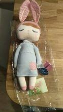 Kawaii Stuffed Plush Animais Dos Desenhos Animados para Crianças Brinquedos para As Crianças Meninas Do Aniversário Do Bebê Presente de Natal Metoo Coelho Angela Menina Boneca Loja Online | aliexpress móvel