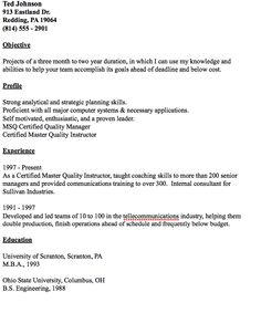 Financial Planner Resume Example  Resume Example For Business
