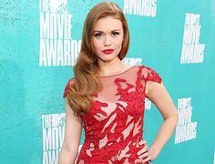 'Teen Wolf' Star Holland Roden To Host MTV.com Video Music Awards Red Carpet Report!