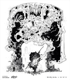 The Art Showcase Art And Illustration, Ink Illustrations, Character Illustration, Chiara Bautista, Drawing Challenge, Sketch Drawing, Drawing Tips, Ink Art, Oeuvre D'art