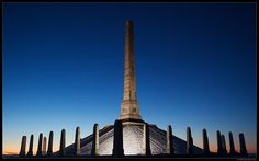 Erected as a tribute to Harald Fairhair that unified Norway into one kingdom in Lighthouses, Cn Tower, Norway, Traveling By Yourself, Attraction, Road Trip, Building, Buildings, Construction