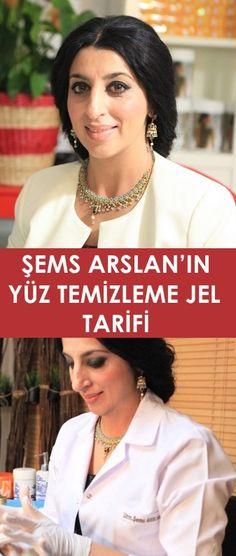 ŞEMS ARSLAN'IN YÜZ TEMİZLEME JELİ
