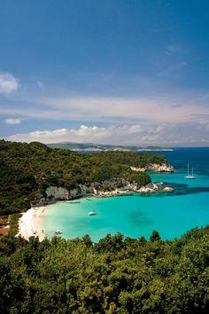 Antipaxos island,Greece - Lina Karra