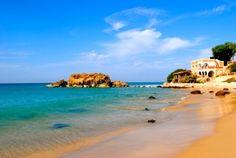 Presidential beach