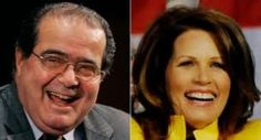 """Scalia, Thomas, and the Constitution the Koch Brothers Way. """"...Now that the Supreme Court has inserted itself as co-conspirators with Republicans and Tea Party members in the House, America is a two branch system, the Constitution is no longer the law of the land, and the Koch Brothers have effectively become rulers in America...."""""""