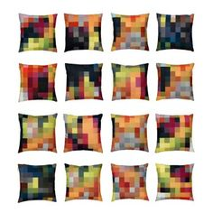 Christian Zuzunaga Spirit Cushion Collection