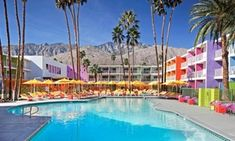 Groupon - Stay at Saguaro Palm Springs in California, with Dates into August in Palm Springs, CA. Groupon deal price: $65.40