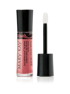 Mary Kay NouriShine Plus Lip Gloss Pink Luster Brand new in box