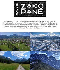 Made in Zakopane Branding on Behance