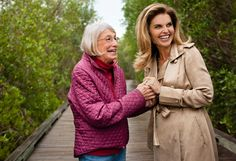 Maria Shriver's interview with one of our greatest living poets and really nifty people, Mary Oliver, can be found on Oprah.com.