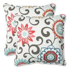 Pillow Perfect Outdoor Pom Pom Play Peachtini Throw Pillow, 18.5-Inch, Set of 2 Pillow Perfect http://www.amazon.com/dp/B00I39ZYQ0/ref=cm_sw_r_pi_dp_eY3Oub0WN65M5