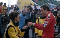 1975 Niki Lauda & Marlene Knaus