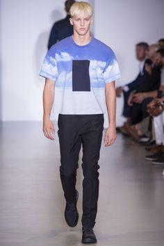 Calvin Klein S/S 2014