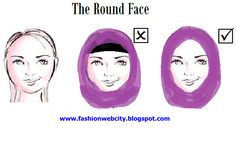 Hijab Styles For Your Face Shape Art Web CityWomen with round faces should not wear undercaps/underscarves/bonnets that are pulled down over their forehead as it shortens a round face incredibly.Round faces need length, so if you do wear an undercap you need have it hidden. I have a round face and I always make my hijab start at the very beginning of my hairline. also framing the scarf close over the cheekbone area of your face, you can create the illusion of an oval shape