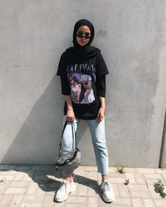 Trendy fitness style fashion inspiration Ideas hijab style Trendy fitness s Modern Hijab Fashion, Street Hijab Fashion, Hijab Fashion Inspiration, Muslim Fashion, Home Fashion, Mode Inspiration, Style Fashion, Teen Girl Fashion, Trendy Fashion