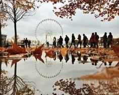 Sightseeing Paris Through Beautiful Reflections - My Modern Metropolis