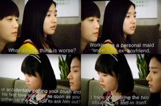 Boys Over Flowers. Poor girls; I laughed so hard at this part.