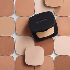 2. MY foundation: NEW #bareMinerals READY SPF 20 Foundation. No visible trace of makeup—nothing to see except your best skin ever. MY COLOR : GOLDEN TAN another MUST-HAVE item for me too!!!  #bareMinerals #READYtowin